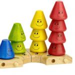 จัดกลุ่มแสนสนุก ของเล่นพัฒนาสมอง ของเล่นฝึกมิติสัมพันธ์ ของเล่นฝึกไอคิว