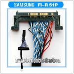 LVDS CABLE FI-R51P 51 Pin 2ch 8 bit Power R SAMSUNG PANEL