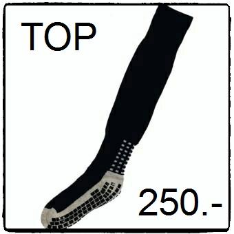 ถุงเท้ากันลื่น H3 Super ยาว (สีดำ)