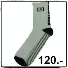 ถุงเท้ากันลื่น สั้น (สีขาว)