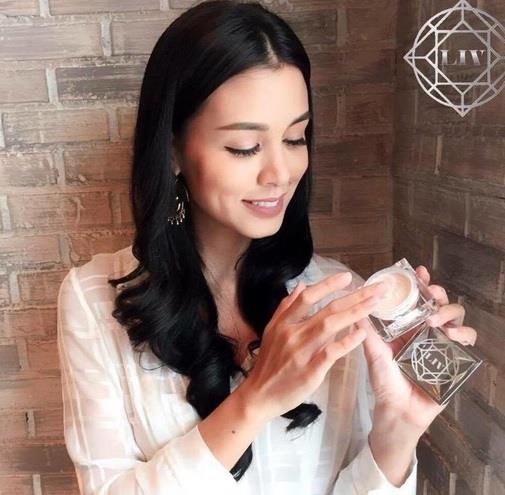 Liv White Diamond Cream ครีมของวิกกี้