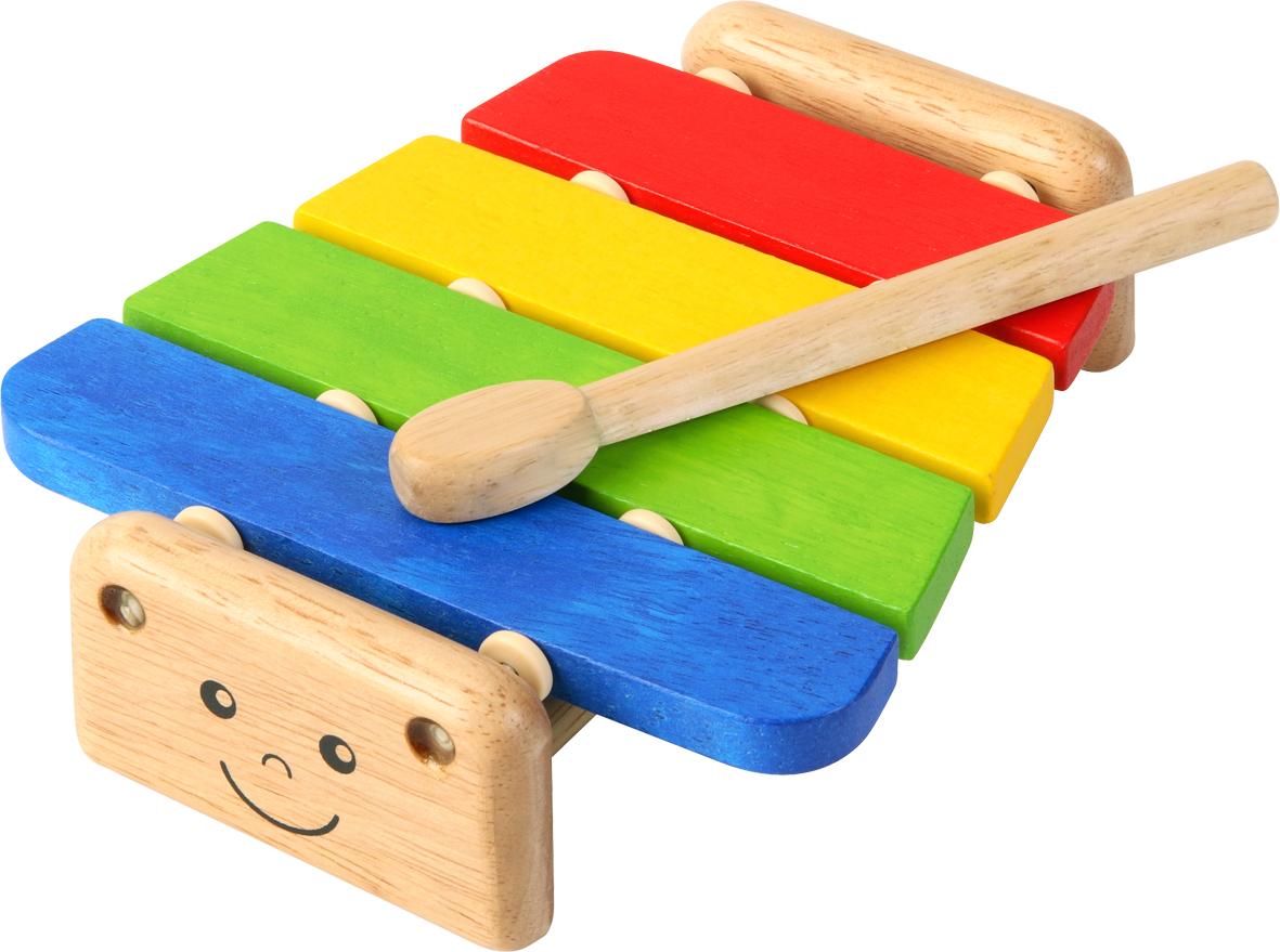 ของเล่นเด็ก ของเล่นเสริมสร้างการเรียนรู้ ของเล่นระนาดเล็กเสียงใส