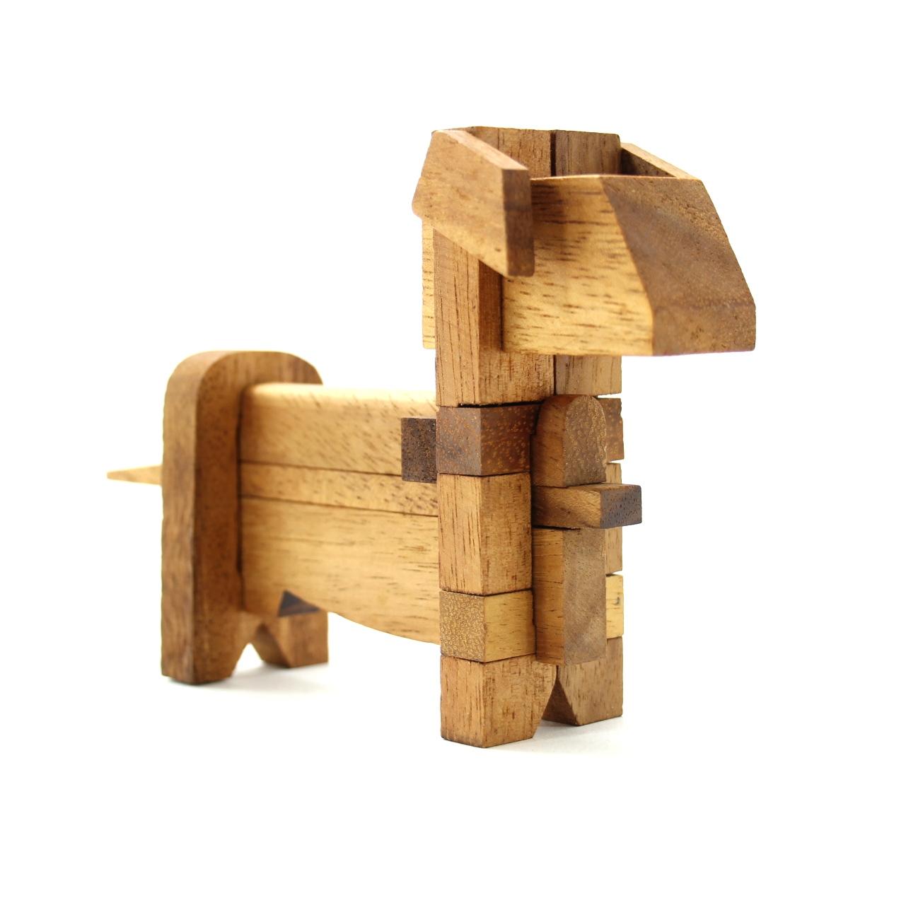สุนัขแสนเชื่อง ของเล่นเสริมพัฒนาการ ของเล่นสร้างความเพลิดเพลิน