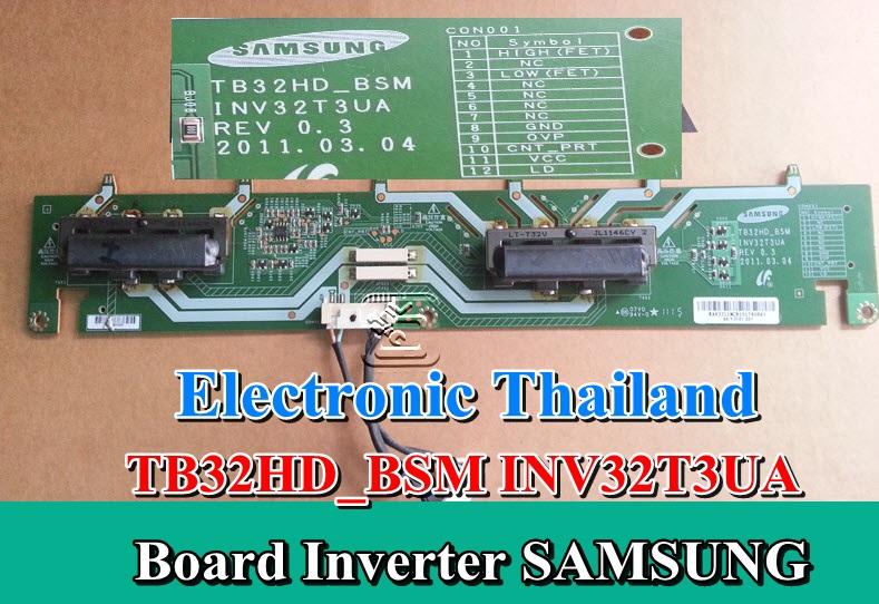 Board Inverter Samsung TB32HD_BSM INV32T3UA