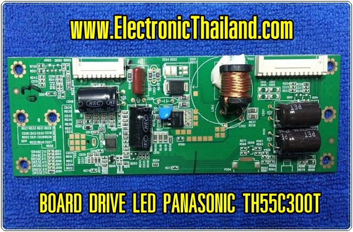 BOARD DRIVE LED PANASONIC TH55C300T