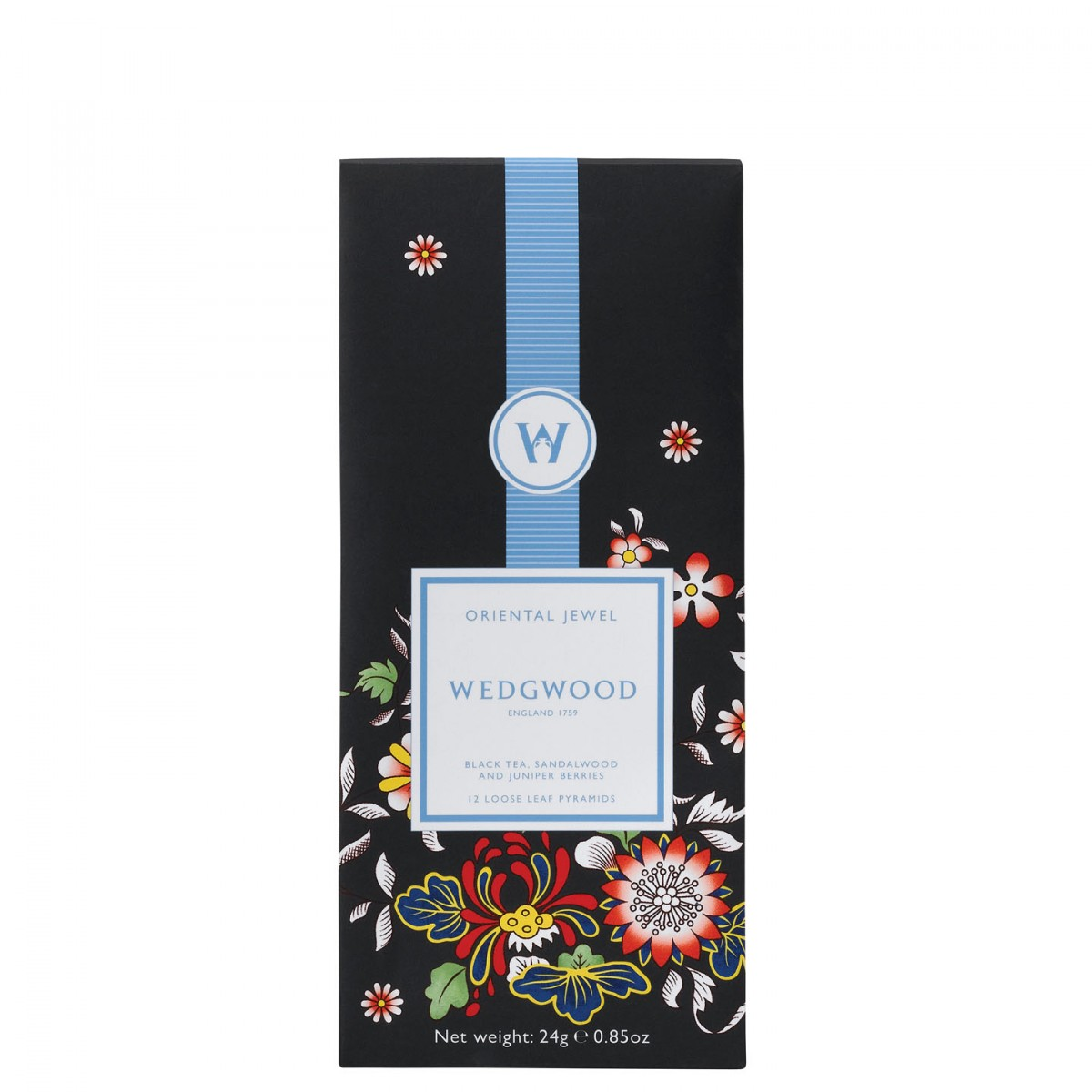 Wonderlust Crimson Jewel – Fruit Blend Tea