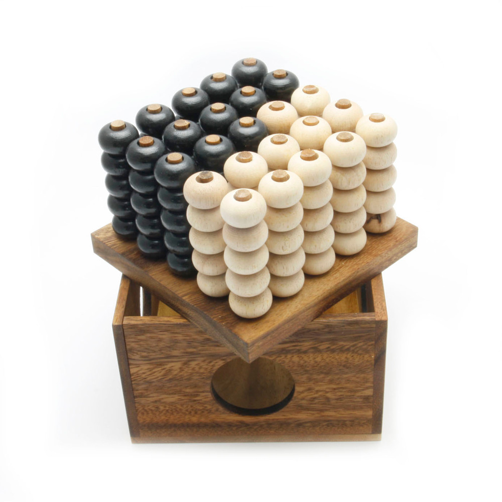 3D Bingo Game เกมส์ไม้ บิงโกสามมิติ ของเล่นเด็ก ของเล่นเสริมสติปัญญา