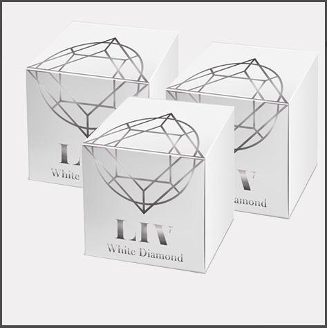 Liv Diamond Cream 3 กระปุก