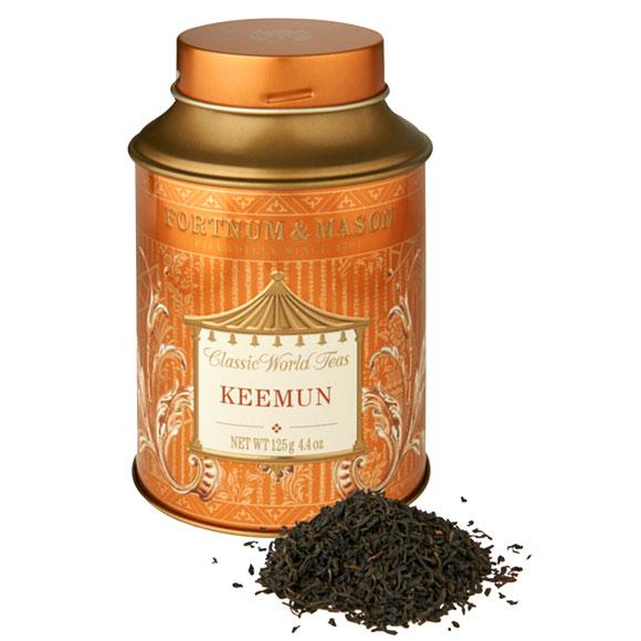 Fortnum & Mason : Keemun, 125g Loose Leaf Tin