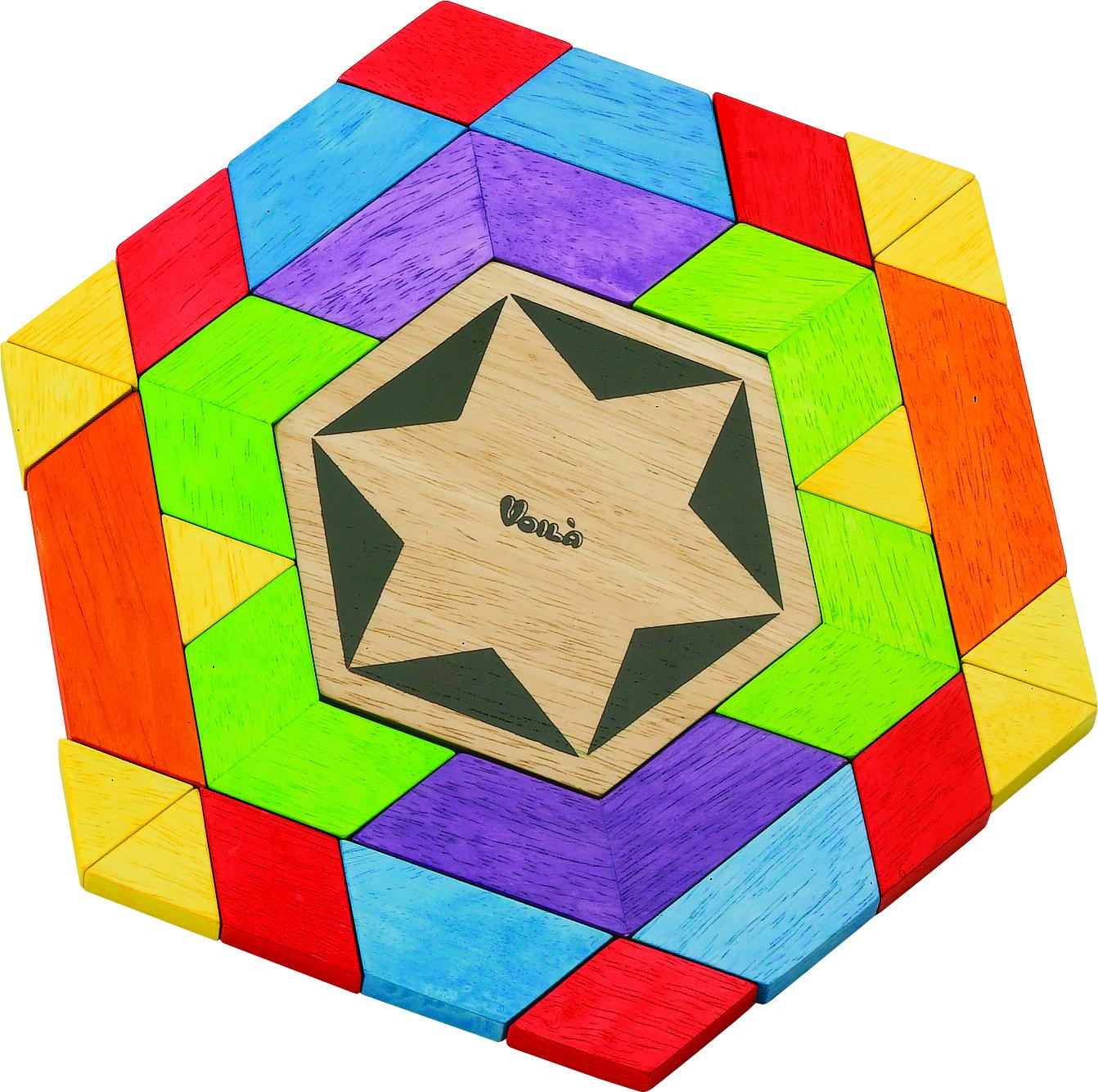 บล๊อคสร้างสรรค์ ของเล่นพัฒนาสติปัญญาเด็ก ของเล่นฝึกสมอง ของเล่นไม้