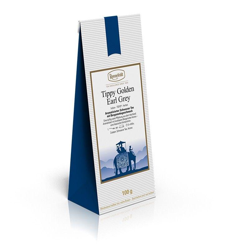 Ronnefeldt Loose Tea - Tippy Golden Earl Grey