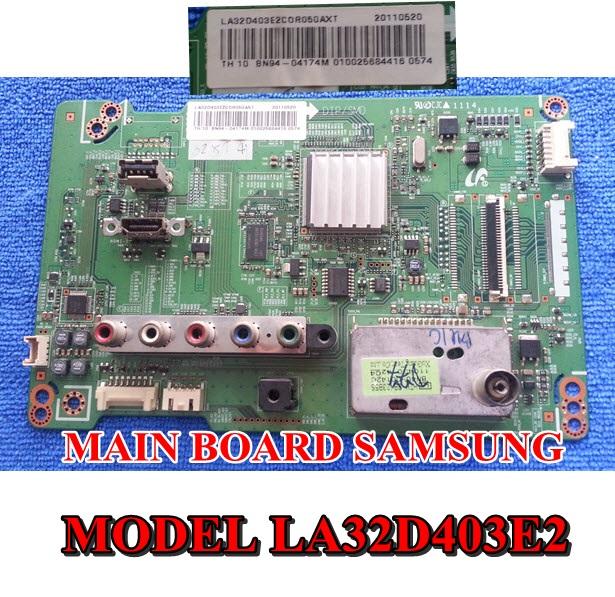 เมนบอร์ด SAMSUNG LA32D403E2