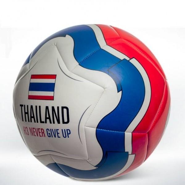 ลูกฟุตบอลบอลหนังเย็บ H3 Thailand (NO.2) เบอร์ 2