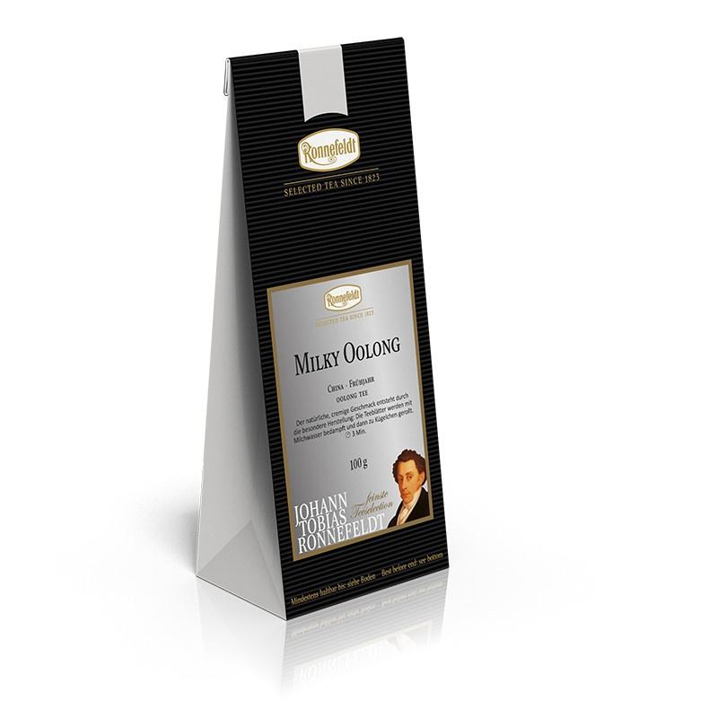 Ronnefeldt Loose Tea - Milky Oolong