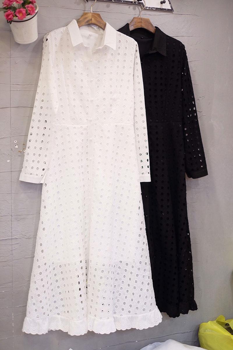 แม็กซี่เดรส Landmee Romance Love Maxi Dress สีดำ