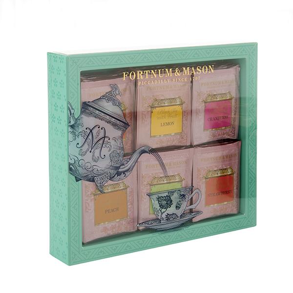 Fortnum & Mason : Fruit-Flavoured Tea Bag Selection 60 tea bags