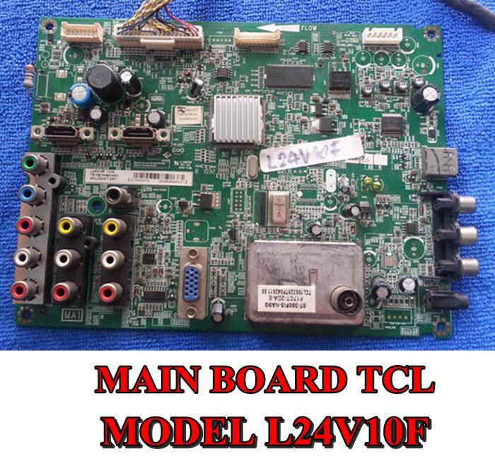 เมนบอร์ด TCL L24V10F