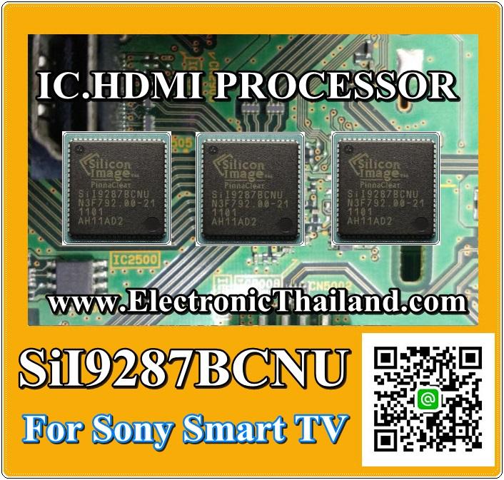 #SiI9287BCNU IC.HDMI PROCESSOR For Sony Smart TV