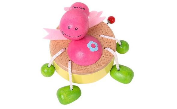 กล่องดนตรีฮิปโปน้อย ของเล่นเด็กเล็ก ของขวัญ ของชำร่วย ของที่ระลึก