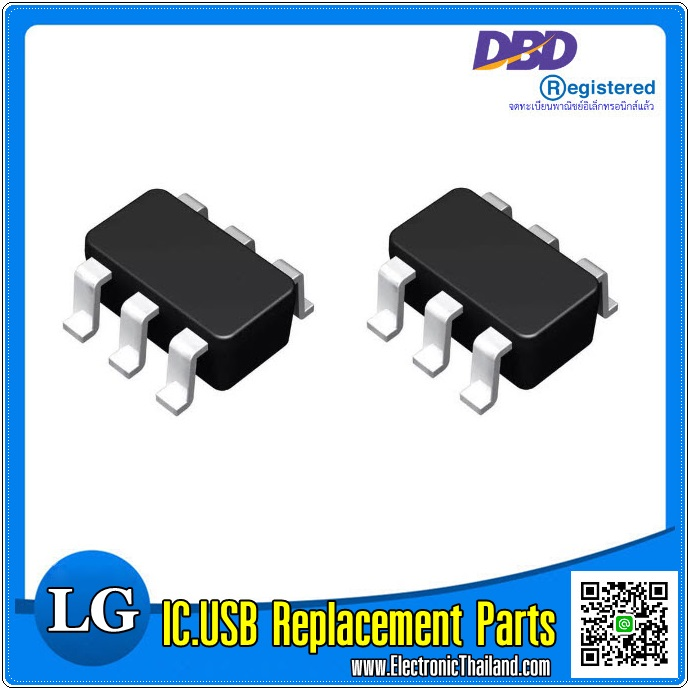 IC แก้ USB LG LED TV IC.USB Replacement Parts จัดจำหน่ายเจ้าแรก เจ้าเดียวในประเทศไทย