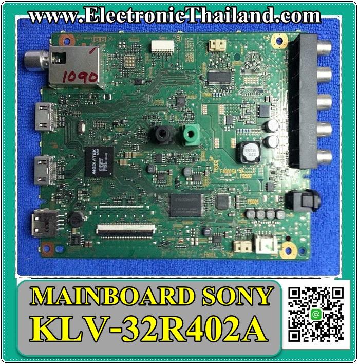 MAINBOARD SONY KLV-32R402A PART NO: 1-888-352-11 (1-734-260-11)