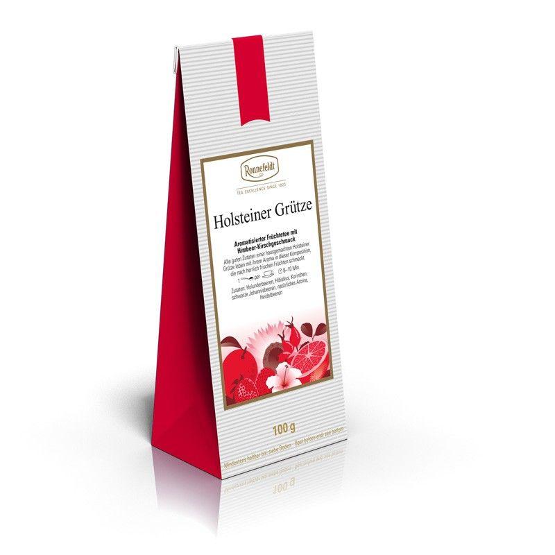 Ronnefeldt Loose Tea - Red Fruit Pudding 100g bag
