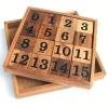 เกมส์ฝึกทักษะการคิด และลับสมอง สไลด์ตัวเลขทั้ง 16 Sliding Puzzles