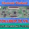 #T-CON BOARD KLV-32T550A 320AB03C2LV0.3