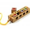 สี่สีแสนเพลิน ของเล่นไม้ ของเล่นเสริมพัฒนาการ ของเล่นฝึกทักษะ