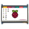 จอภาพระบบสัมผัส 7 นิ้ว 800x480 Capacitive LCD Display with Touch Screen Monitor for Raspberry Pi 3 B+/2B Pcduino Banana Pi ภาพสวย สีสด