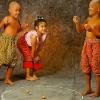 ลูกข่าง ของเล่นเด็กไทยโบราณ ของเล่นเสริมสติปัญญา ของเล่นพัฒนาสมอง