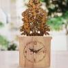 ของขวัญของสะสม กับงานหัตถกรรม กล่องไม้นาฬิกา ประดับต้นผักชีฝรั่่ง
