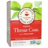 Organic Throat Coat