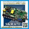 SKR.671 All In One Motherboard มหาเทพ2 เมนูไทย บอร์ดทดแทนเพื่อซ่อม