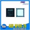 AUO M106-28 IC. M106-28 QFN40 For Repair T-BAR
