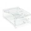 Raspberry Pi 3 Transparency Case Cover Shell Enclosure Box โปร่งใส ทำด้วยแผ่น Acrylic