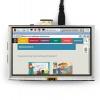 จอภาพระบบสัมผัส 5 นิ้ว 800x480 จุด Raspberry Pi LCD TFT Resistive Touch Screen Display สำหรับ Raspberry pi 3 Model B พร้อมปากกา Stylus
