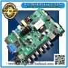 บอร์ดทดแทนเพื่อซ่อม LED Universal All in One มหาเทพ1 เมนูไทย แท่นจีน 32 นิ้ว แถมรีโมทฟรี