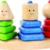 สามเกลอของเล่นฝึกทักษะ ของเล่นเสริมพัฒนาการเด็ก ของเล่นเด็กปฐมวัย