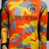 ตัวอย่างเสื้อปั่นจักรยาน ออกแบบตามความต้องการลูกค้า ทีมเฮลตี้ไบค์ (HB)