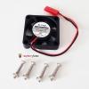 พัดลมระบายความร้อน CPU สำหรับ Raspberry Pi - Pi Fan Active Cooling Fan 5V
