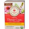Organic Throat Coat - Lemon Echinacea