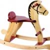 ม้าโยกแสนสนุก ของเล่นเสริมพัฒนาการ ของเล่นไม้ ของเล่นเด็กปฐมวัย