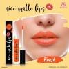 Nadeara Nice Matte Lip.💄👄 สี FRESH