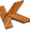 เกมส์แทนแกรมตัว K(K Tangram)ของเล่นเสริมทักษะ เกมส์สันทนาการ