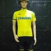 ตัวอย่างเสื้อปั่นจักรยาน กางเกงปั่นจักรยาน สั่งตัดเสื้อกีฬา ทีม Chawuek (IRPC)