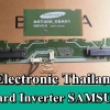 Board Inverter Samsung SST400_08A01 REV : 0.0