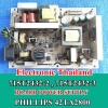 #BOARD POWER SUPPLY PHILLIPS 42TA2800 715T2432-2 , 715T2432-3