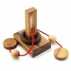เกมส์ไม้ ของเล่นเสริมพัฒนาการ เกมส์ฝึกไอคิวเพื่อพัฒนาทักษะการคิด