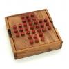 Wooden Solitaire เกมส์หมากข้าม ของเล่นเสริมพัฒนาการ เกมส์ฝึกไอคิว